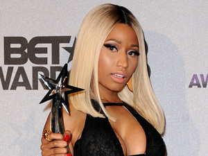 Nicki Minaj at the BET Awards 2013