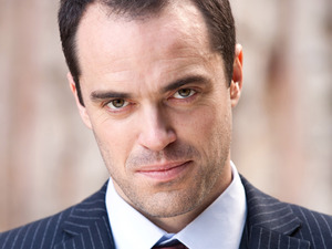 Joseph Thompson as Doctor Browning in Hollyoaks