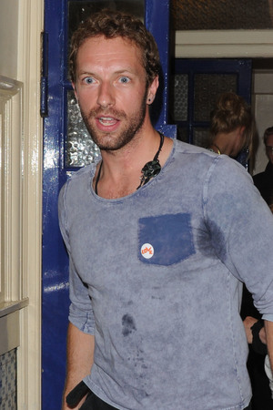 Chris Martin,  A Curious Night at the Theatre at Apollo Theatre