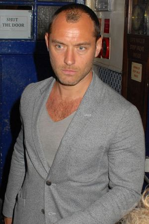 Jude Law at the showing of 'A Curious Night at the Theatre' on July 1