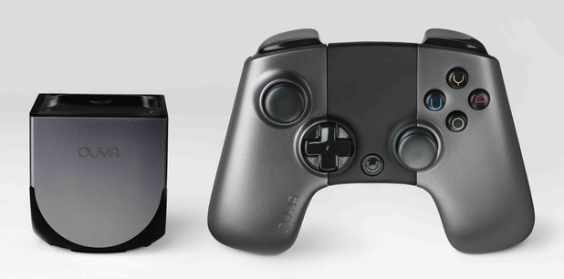 OUYA console gallery