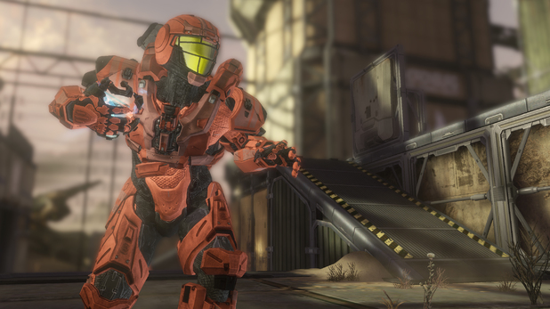 Screenshot from Halo 4's Champions DLC