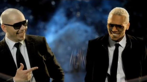 Chris Brown and Pitbull