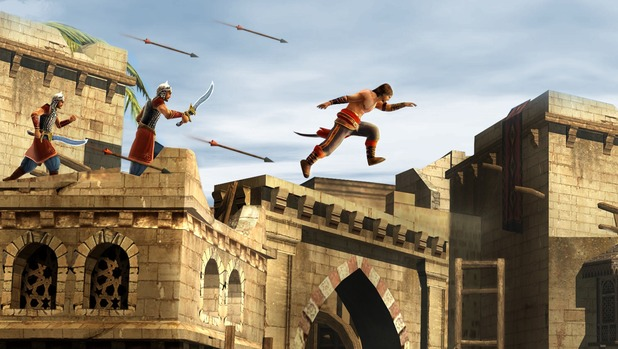 Prince of Persia: The Shadow of the Flame screenshot