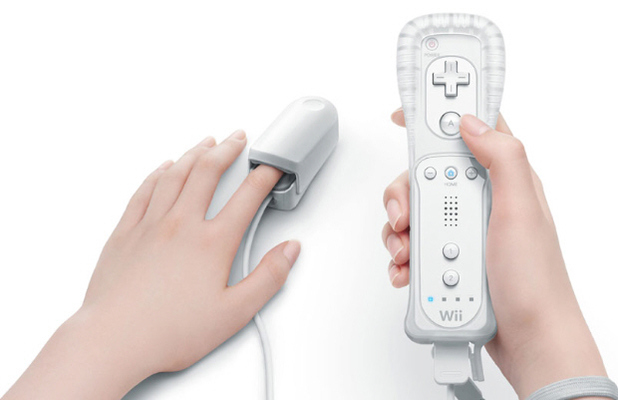 Nintendo's Wii Vitality Sensor