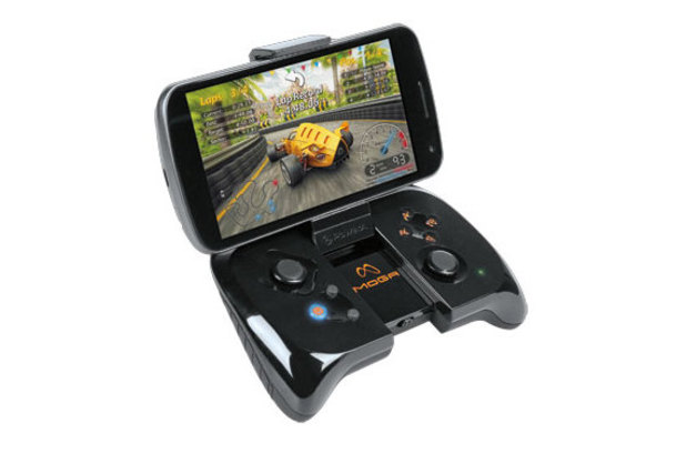 Moga Pocket mobile gaming system