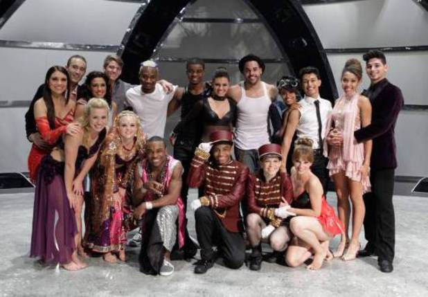 Top 18 dancers of Season 10
