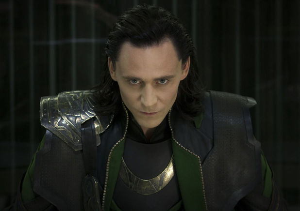 Tom Hiddleston Loki