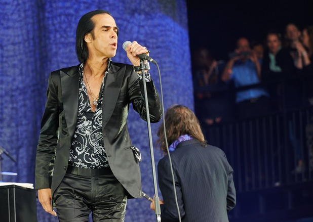 Nick Cave, Glastonbury Festival ~~ Sunday June 30, 2013