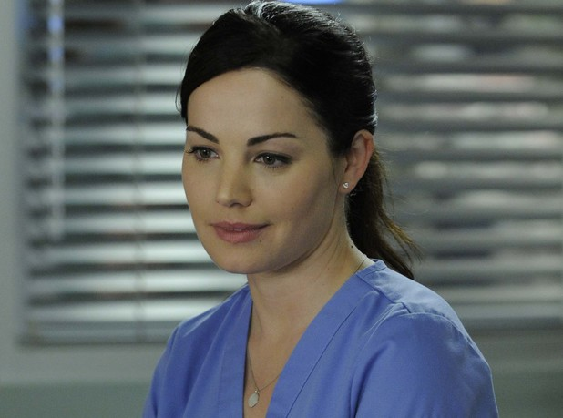 Erica Durance as Alex Reid in 'Saving Hope'