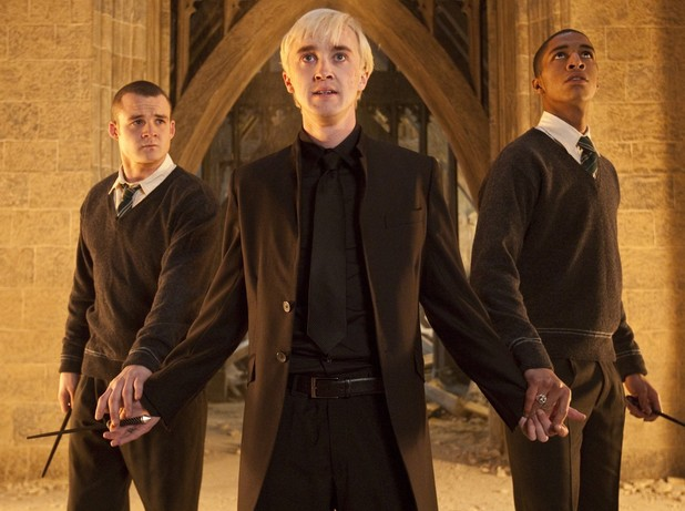 Draco Malfoy from 'Harry Potter and the Deathly Hallows Part 2'