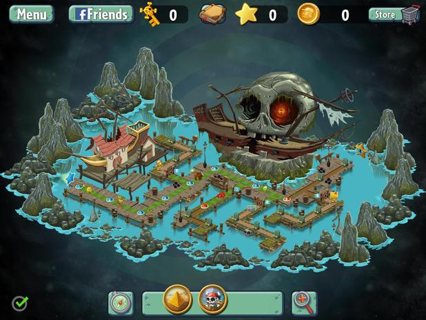 Plants Vs Zombies 2 Pirate Seas