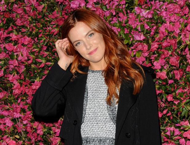 Riley Keough photographed in April 2013