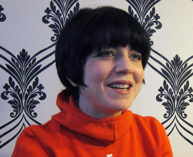 Vertigo executive editor Shelly Bond