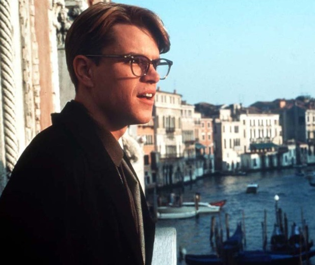 Matt Damon Tom Ripley