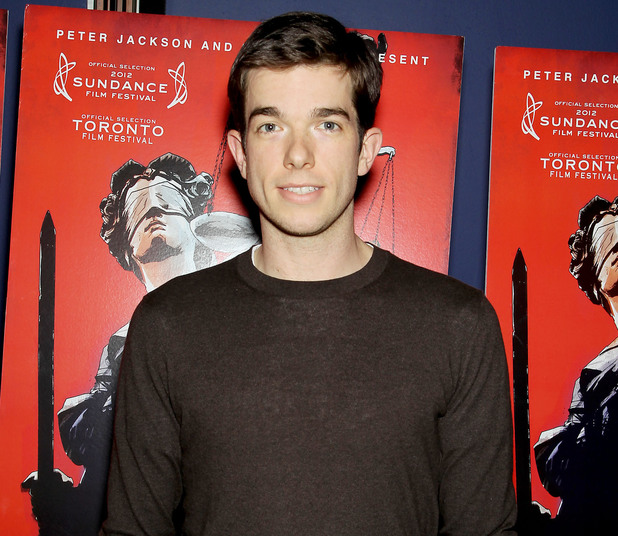 John Mulaney, 'West of Memphis' premiere ~~ December 7, 2012