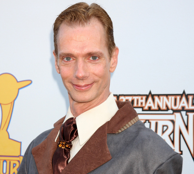 Doug Jones at the 2011 Saturn Awards at the Castaways