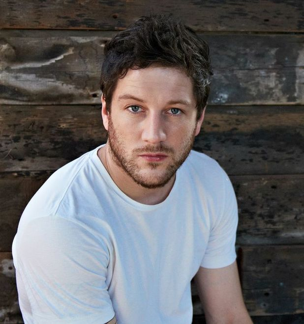 Matt Cardle press shot
