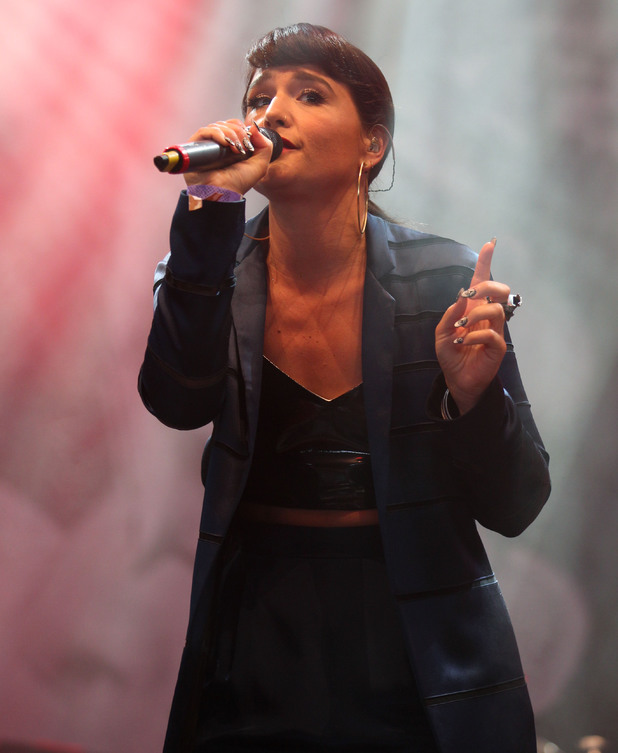 Jessie Ware, Glastonbury Festival ~~ Sunday June 30, 2013