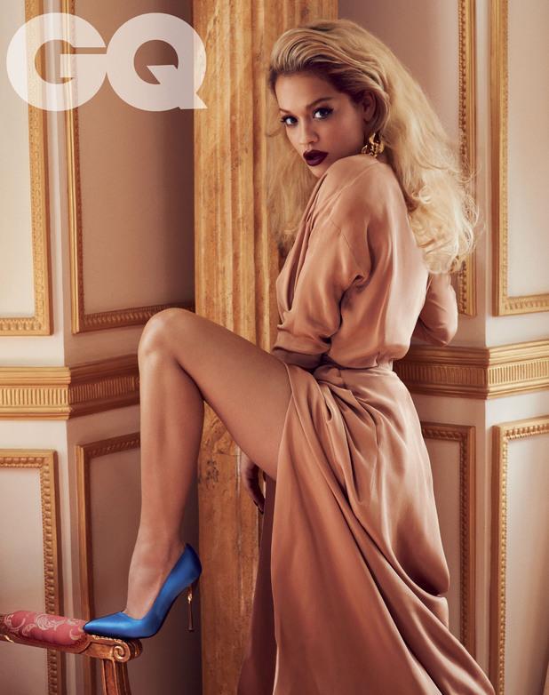 Rita Ora, GQ magazine