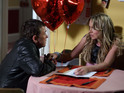 Alfie Moon leaves Roxy Mitchell stunned.