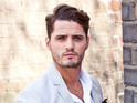 Fabrizio Santino chats to us about his new love triangle storyline.