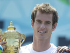 Judy Murray meets man with a tattoo of Andy Murray on his bum