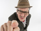 Count Arthur Strong announces 2015 comedy tour