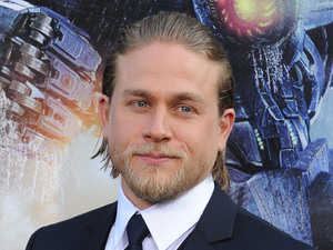 Charlie Hunnam at the Los Angeles premiere of 'Pacific Rim' held at the Dolby Theatre