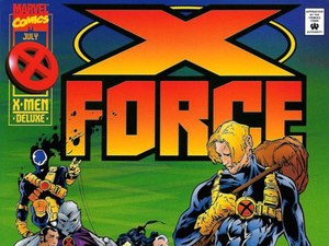 'X-Force' cover artwork