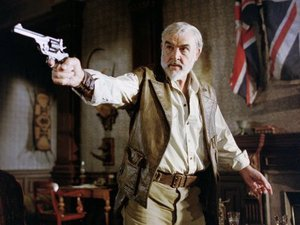 Sean Connery in 'The League of Extraordinary Gentlemen'