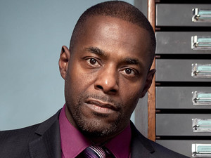 Paterson Joseph as DI Wes Leyton in 'Law & Order: UK'