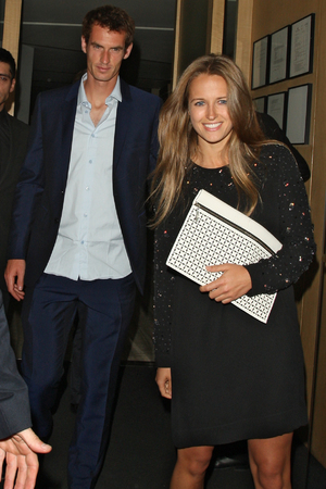 Andy Murray, Nobu, fan, security, Kim Sears, Wimbledon 2013