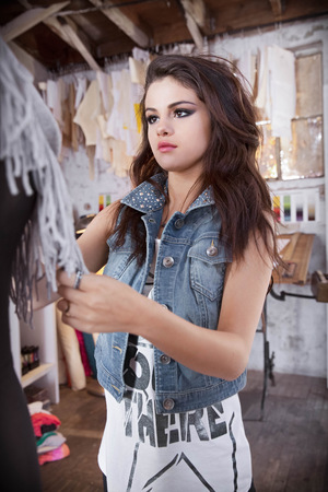 Selena Gomez launches her first guest designed collection for adidas 'NEO'