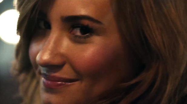 Demi Lovato 'Made in the USA' music video still.