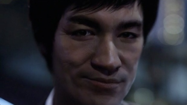 Bruce Lee recreated for Johnnie Walker commercial