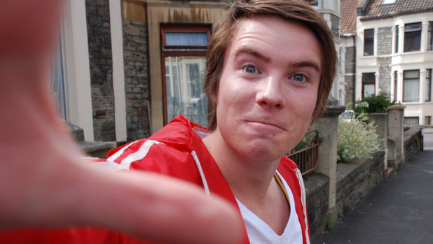 Joe Dempsie in 'Skins'