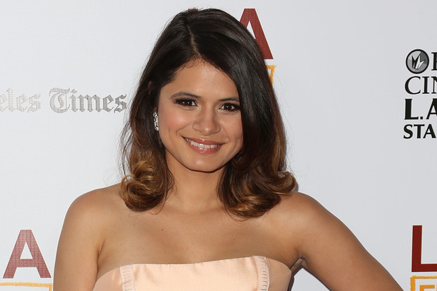 Melonie Diaz at the 2013 Los Angeles Film Festival