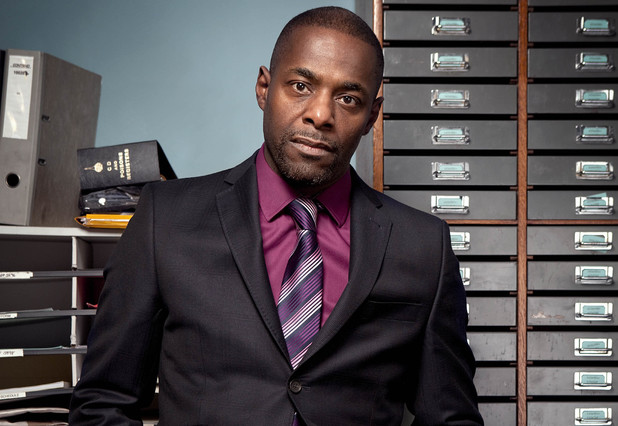 Paterson Joseph as DI Wes Leyton in 'Law & Order: UK'