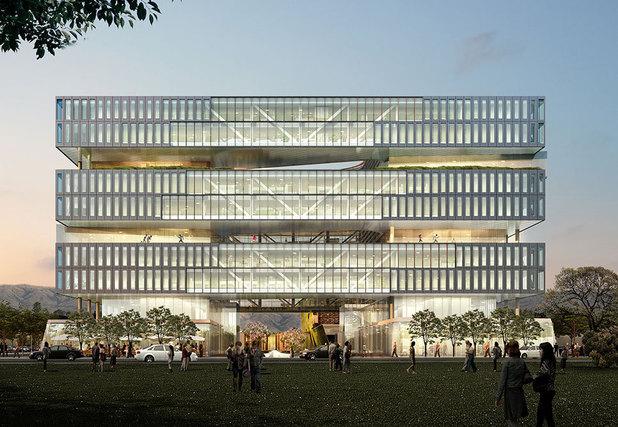 Design for Samsung's Silicon Valley HQ