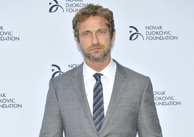 Gerard Butler, Novak Djokovic Foundation Gala Dinner, London, Britain - 08 Jul 2013