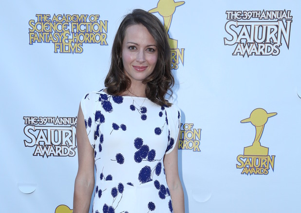 Amy Acker - Saturn Awards arrivals