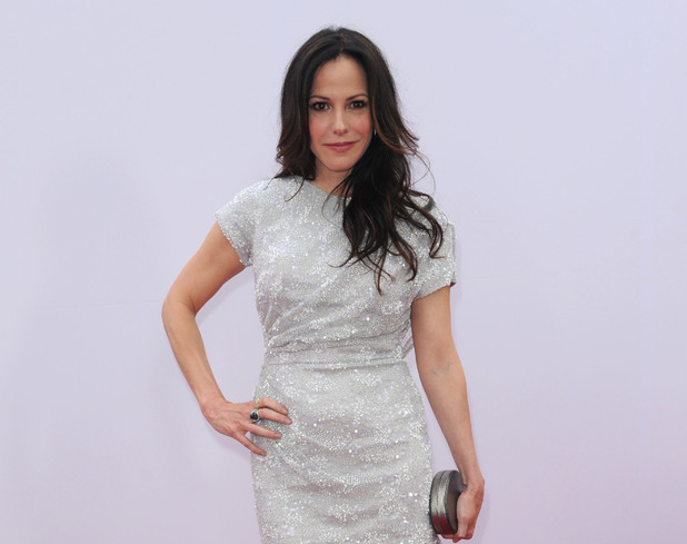 Mary-Louise Parker, Red 2 premiere, LA