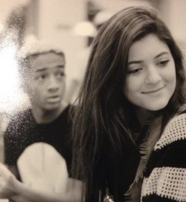 Kylie Jenner wishes Jaden Smith a happy birthday