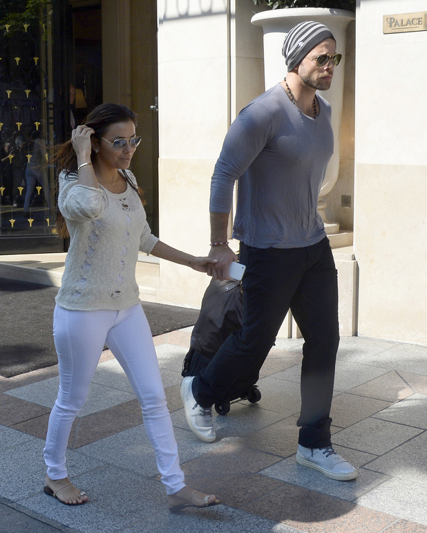 Eva Longoria and boyfriend Ernesto Arguello