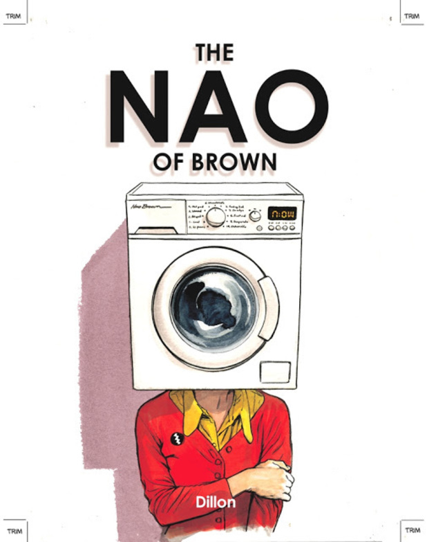 'The Nao of Brown' artwork