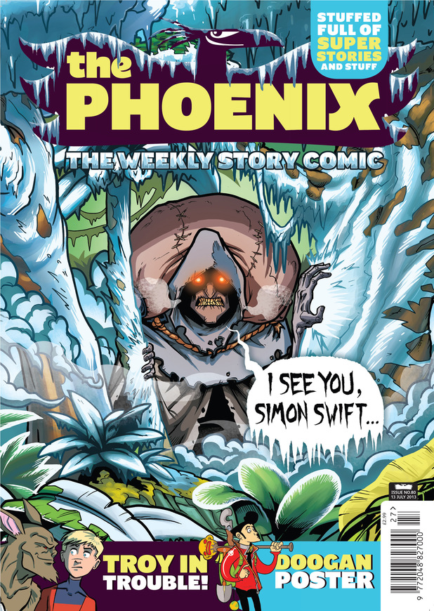 The Phoenix Issue 80 cover
