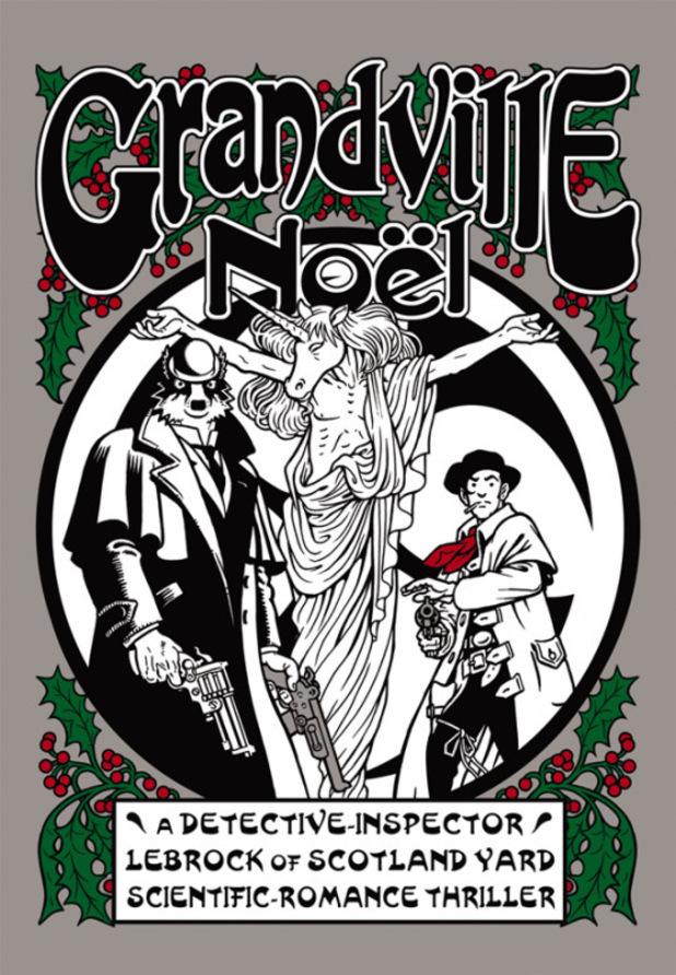 'Grandville: Noel' artwork