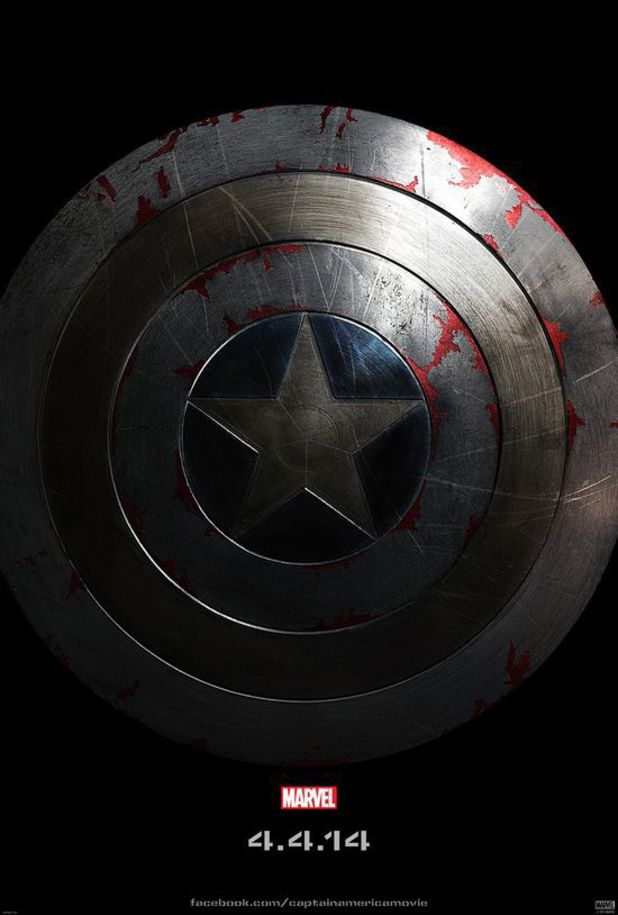 'Captain America: The Winter Soldier' teaser poster