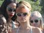 Rihanna gets too drunk at festival - video